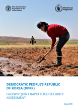 Democratic People's Republic Of Korea (DPRK) - FAO/WFP Joint Rapid Food Security Assessment