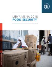 Libya - Food Security: MSNA 2018