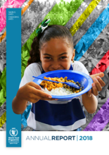 The WFP Centre of Excellence against Hunger 2018 annual report