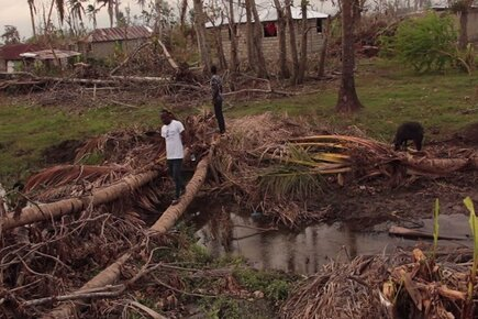 Some 1,4 Million Haitians Require Food Assistance in the Wake of Hurricane Matthew (For the Media)