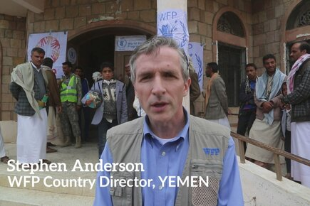 #FightingFamine - Yemen