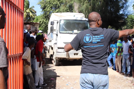 New WFP Video Shows Surging Hunger as Security in Haiti Deteriorates (For the Media)