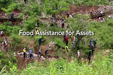 Food Assistance For Assets: Ending Hunger and Building Resilience