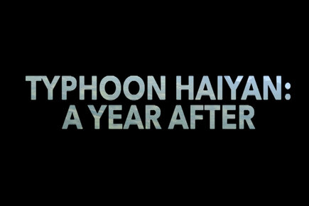 Philippines: A Year After Typhoon Haiyan